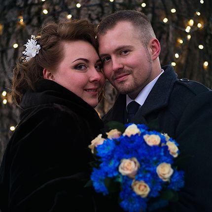 Свадебная съемка длительностью 10 часов