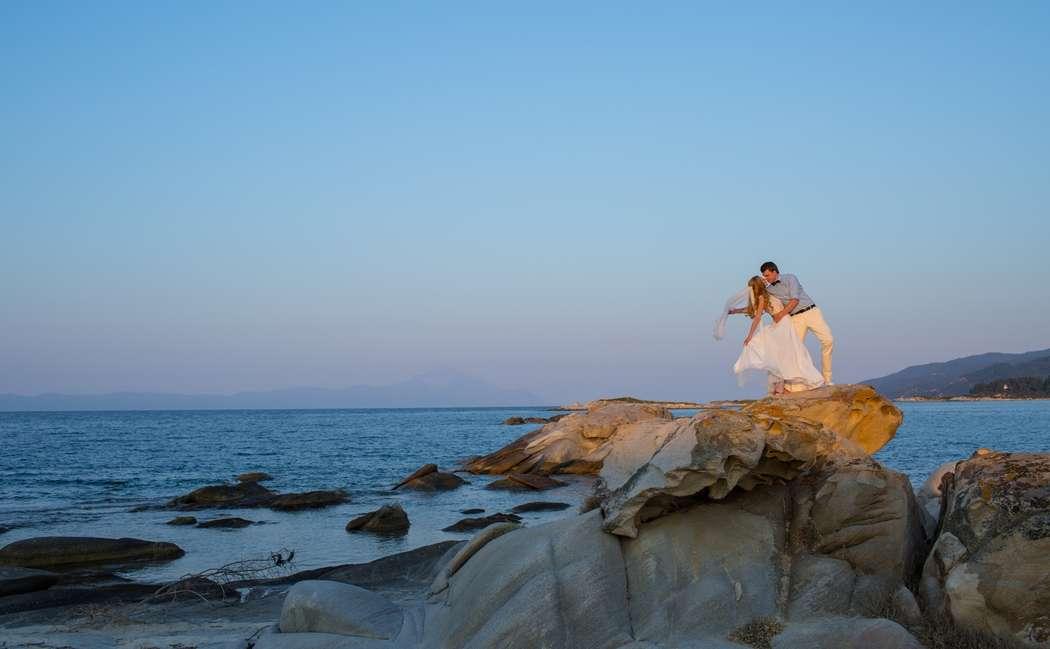 Фото 8374374 в коллекции Свадьба в Халкидики Ксения и Николай - Компания Greece Transfers