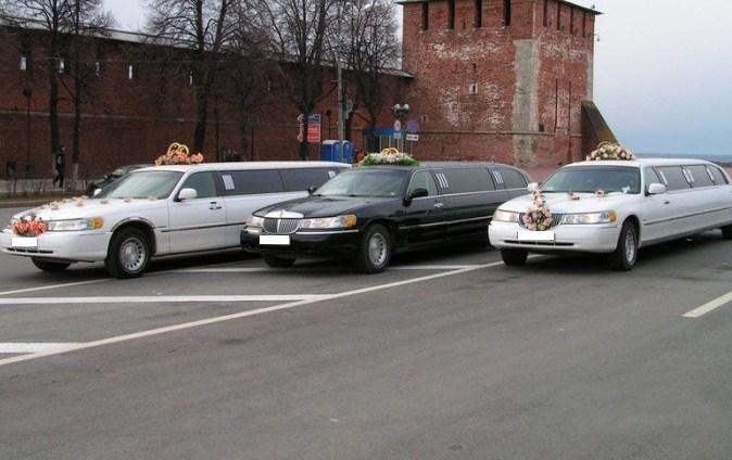"Линкольн таункар (7 шт) - фото 1389269 Компания аренды автомобилей ""Avto 71"""