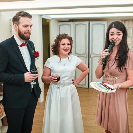 Проведение свадебного фуршета