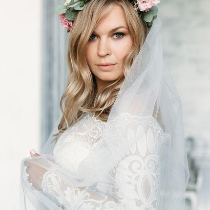 Букет невесты + венок