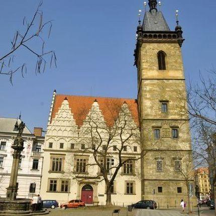 Официальная свадебная церемония в ратушах Праги