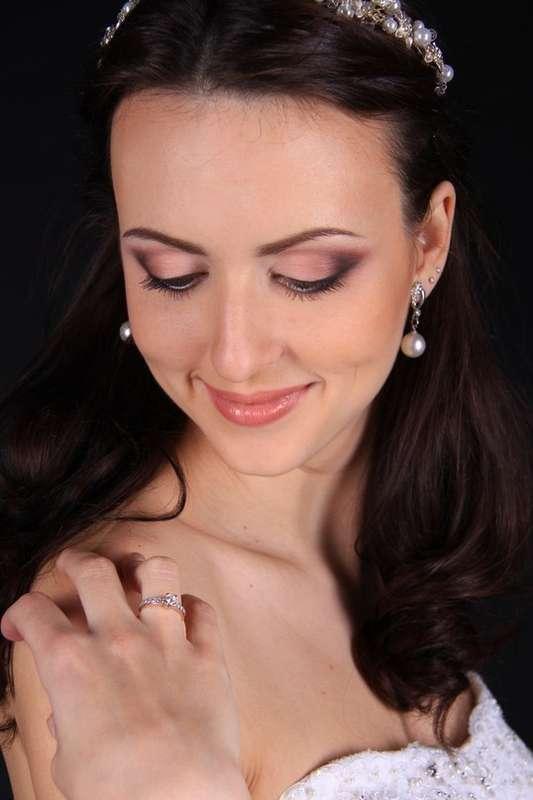 Фото 8671374 в коллекции Мои работы по макияжу. Невесты и выпускницы. - Стилист визажист Яна Глоба