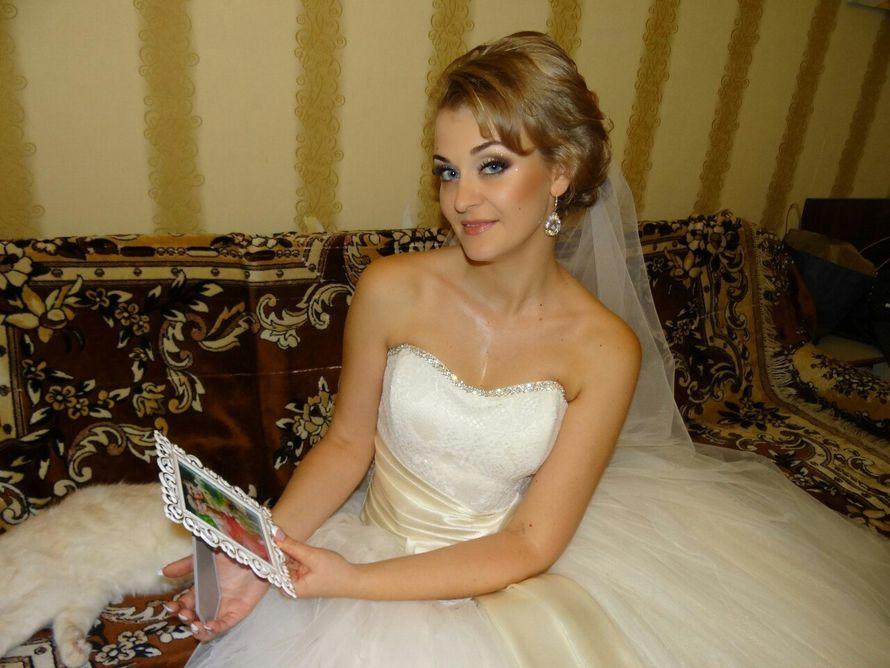 Фото 8671388 в коллекции Мои работы по макияжу. Невесты и выпускницы. - Стилист визажист Яна Глоба