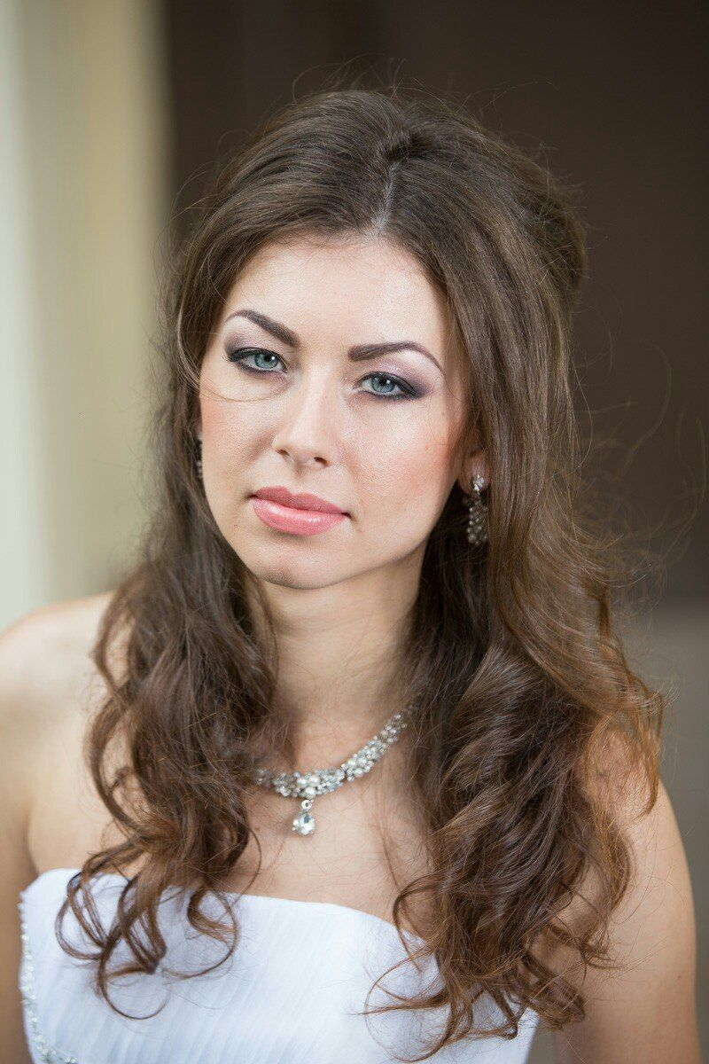 Фото 8671398 в коллекции Мои работы по макияжу. Невесты и выпускницы. - Стилист визажист Яна Глоба