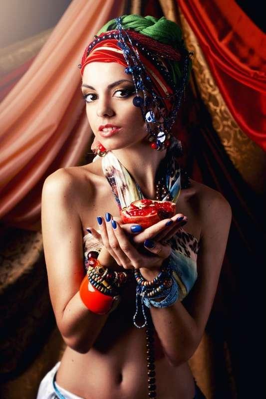 Фото 9524398 в коллекции Портфолио - Стилист визажист Яна Глоба