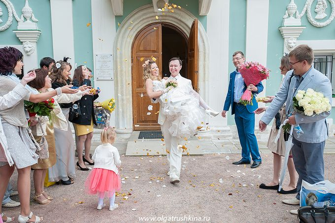 Кусково, Свадьба в Кусково