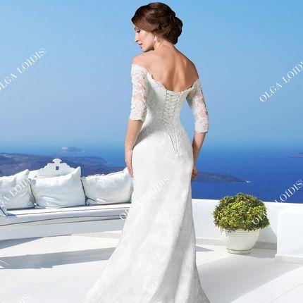 Свадебное платье Канна