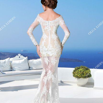 Свадебное платье Экстаз
