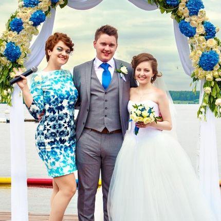 Проведение свадьбы с классическим сценарием