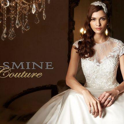 Свадебное платье Jasmine Couture