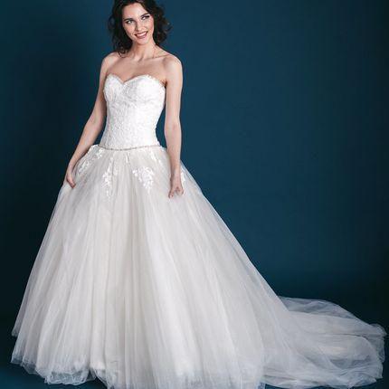 Свадебное платье Justin Alexander