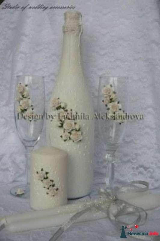Нежность - фото 422708 Свадебные аксессуары - студия декора Lovely