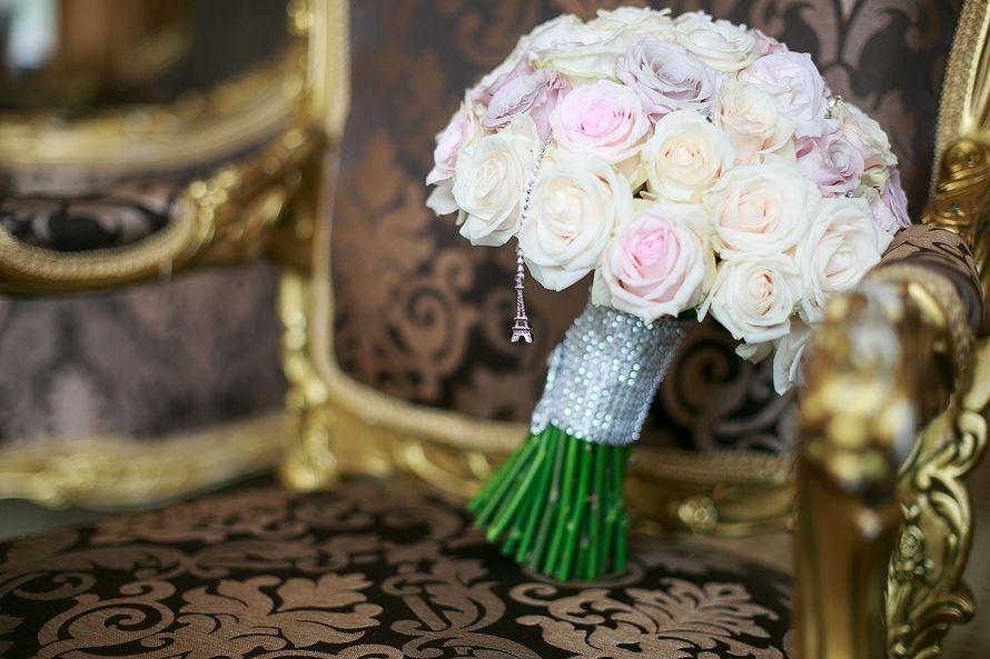 Букет невесты - фото 8847526 Lavender wedding - студия флористики и декора