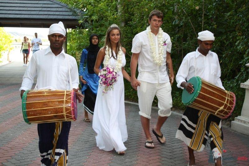 наша свадьба на Мальдивах - фото 59361 Олесенька