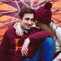 Осеннее Love Story в Москве