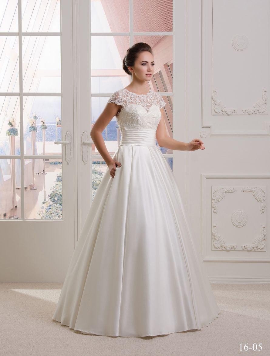 Фото 8882882 в коллекции Преколлекция 2016 - Свадебные платья Emabride