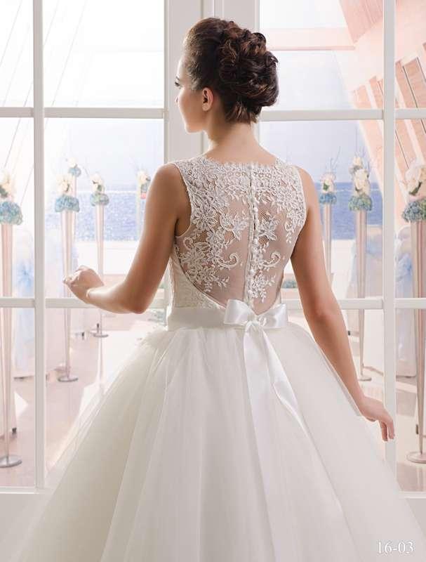 Фото 8882888 в коллекции Преколлекция 2016 - Свадебные платья Emabride