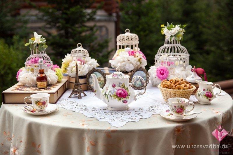 Фото 8906436 в коллекции Винтажная свадьба - Vanil-Decor - организация мероприятия