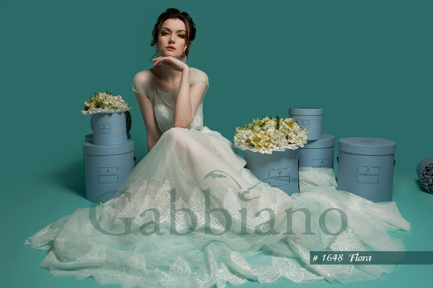Фото 8930334 в коллекции коллекция Bohemia 2016 от Gabbiano - свадебный салон Хельга