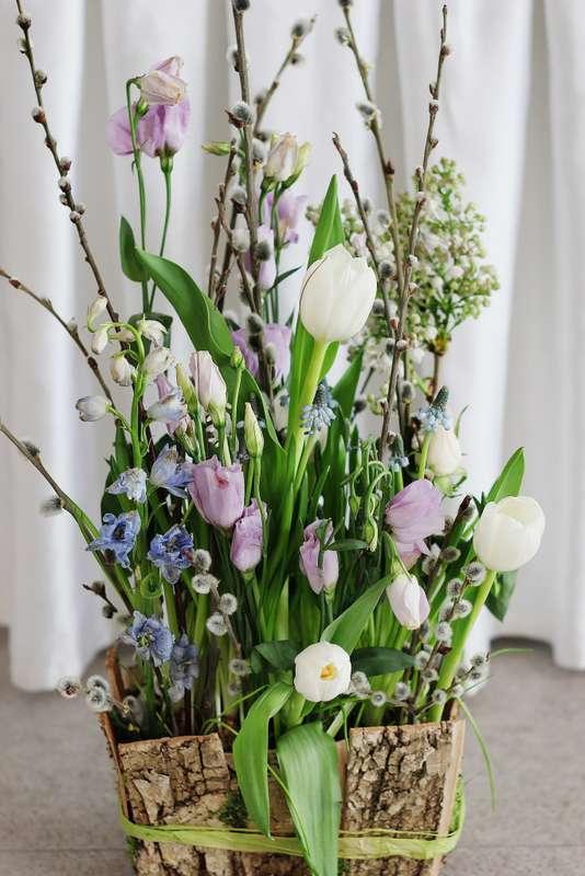 Фото 8986228 в коллекции Весна! - Декор и флористика от Елены Городиловой