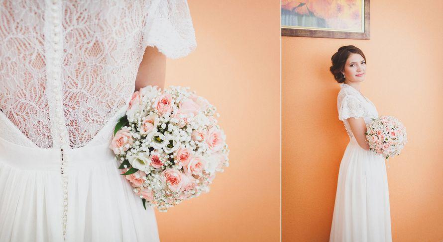 Фото 1493357 в коллекции Свадебный день Алисы и Тимофея - Фотограф Андрей Иванов