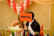 "Для тех, кто не любит ""Горько"" - фото 1170047 Ведущая Наташа Королёва"