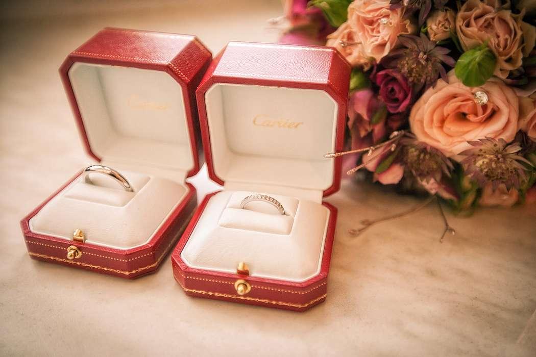 Картинки свадебных колец в коробочке