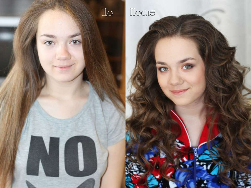 Образ для Дарьи! прическа#макияж#фото Марина Трунова  - фото 11296292 Стилист-визажист Марина Трунова