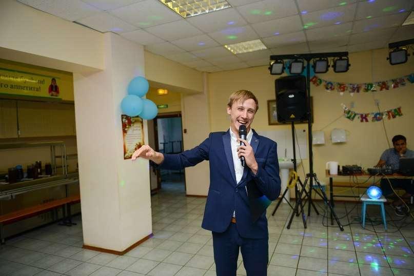 Молодой и веселый! - фото 9008798 Ведущий Станислав Интересов