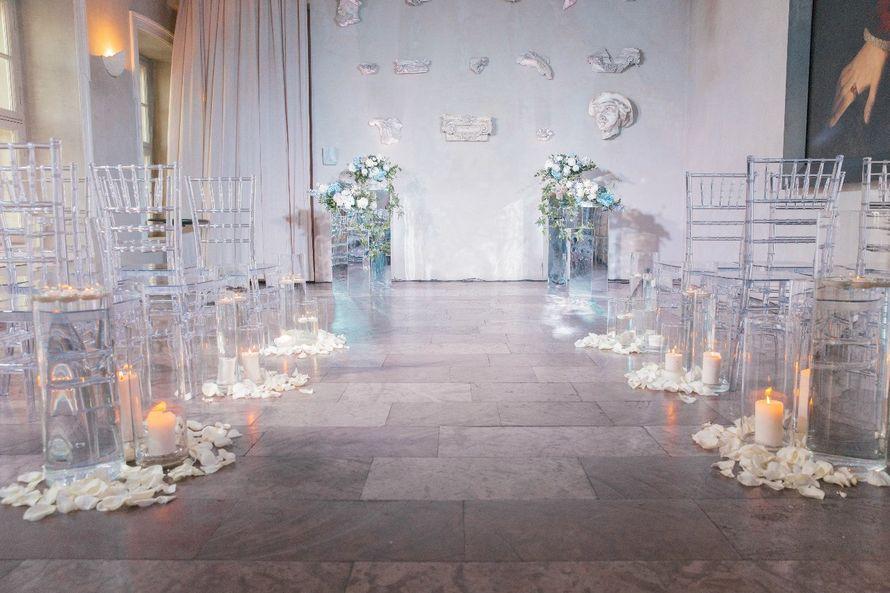 Декор выездной церемонии. - фото 9005094 DA decor - команда декораторов