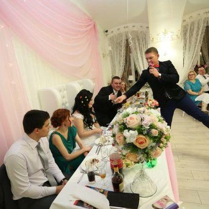 Ведущий на свадьбу и мероприятие