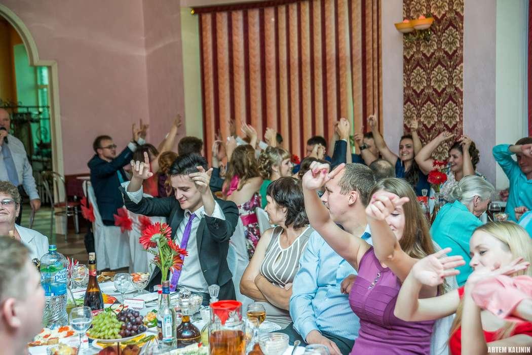 Фото 9027832 в коллекции Свадьба Веселовых - Ведущий Морозов Владимир