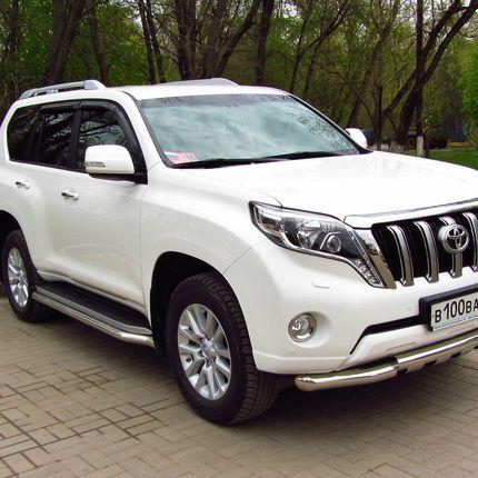 Аренда Toyota Prado