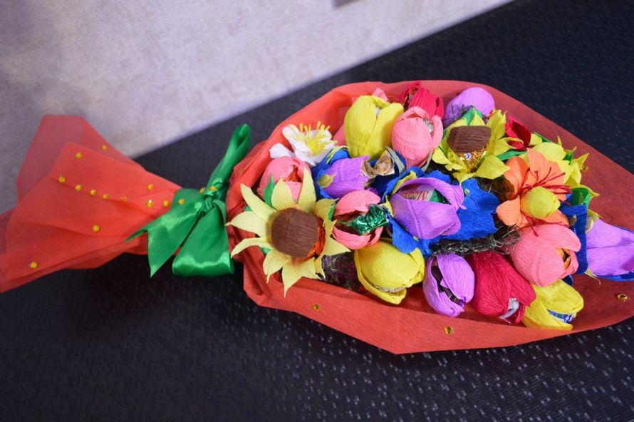 Фото 9050536 в коллекции сладкие букеты - Fomenko-family - аксессуары
