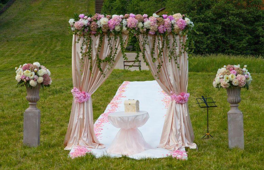 Фото 9357486 в коллекции Выездная регистрация - Студия декора и романтики Bliss