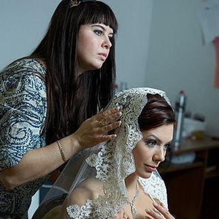 Сопровождение невесты в День Свадьбы