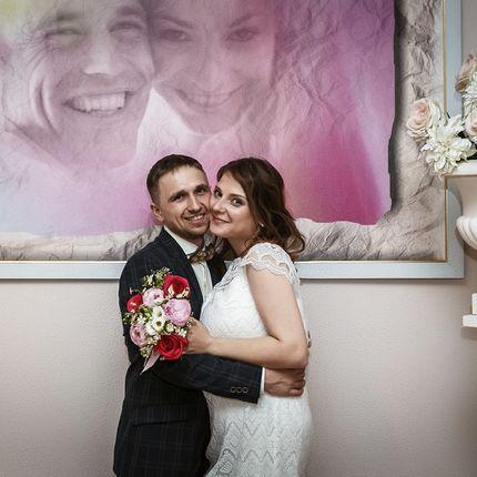 Фотосъёмка бракосочетания во Дворце или Загсе