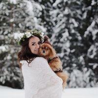 Анастасия и Егор 1 декабря 2015 года Первый день зимы и нежные чувства