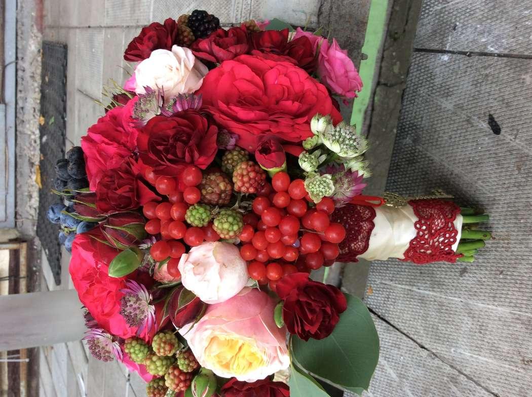 Фото 9241608 в коллекции Наши счастливые букеты - Цветочная студия Букетница