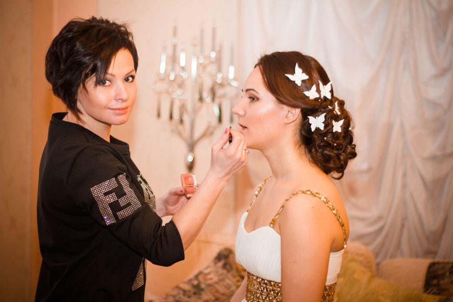 Невеста Алина - фото 9296376 Стилист-визажист Александра Везенкова