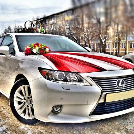 Свадебный кортеж Lexus ES 250 в аренду