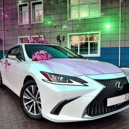 Lexus ES VII в аренду