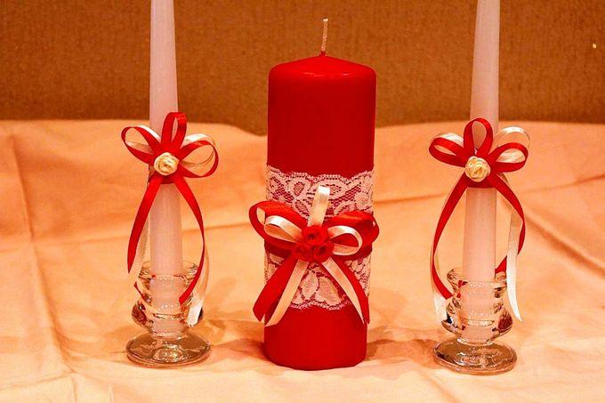 Свечи семейный