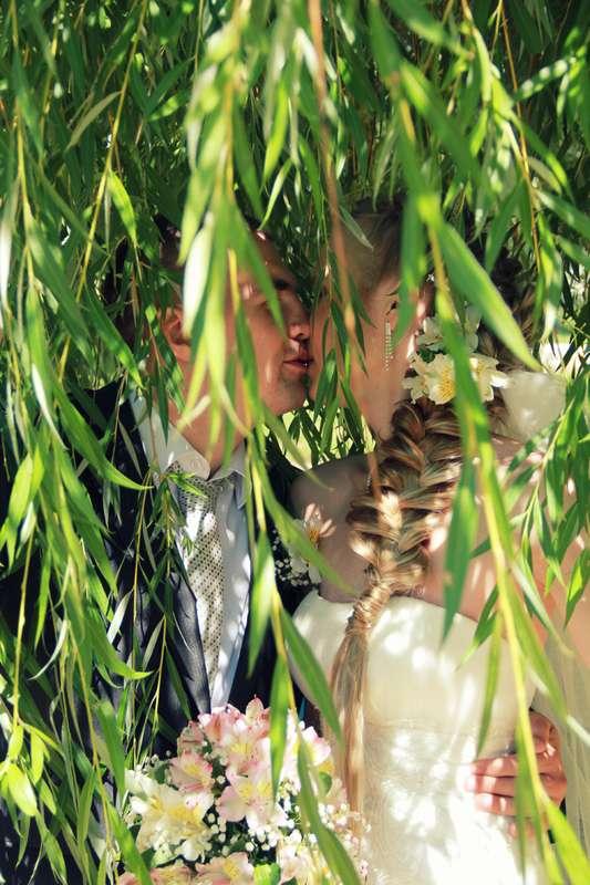 Тайный поцелуй. - фото 619343 Фотограф Дмитрий Бородин
