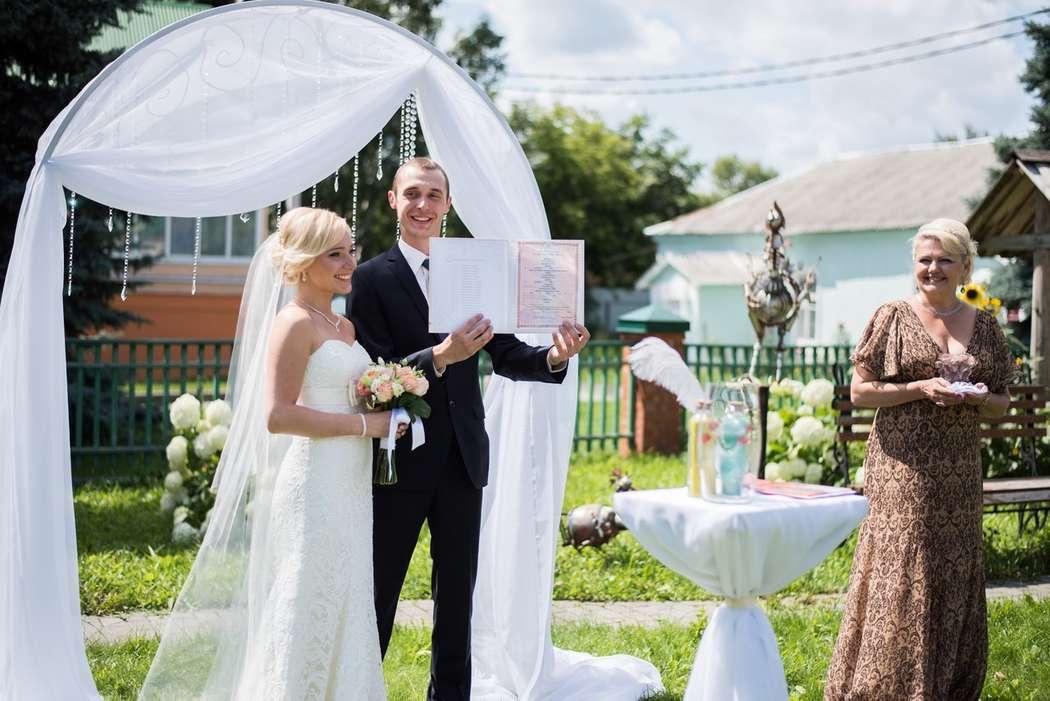 """Фото 9413880 в коллекции Выездная регистрация брака - Выездная регистрация брака """"Алые паруса"""""""