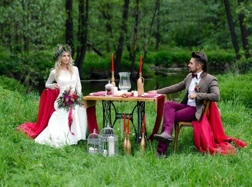 """Фото 10061112 в коллекции наши свадьбы :) - Студия флористики и декора """"Florissimo!"""""""