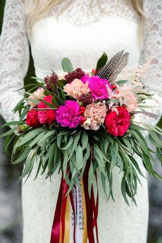 """Фото 10061152 в коллекции наши свадьбы :) - Студия флористики и декора """"Florissimo!"""""""