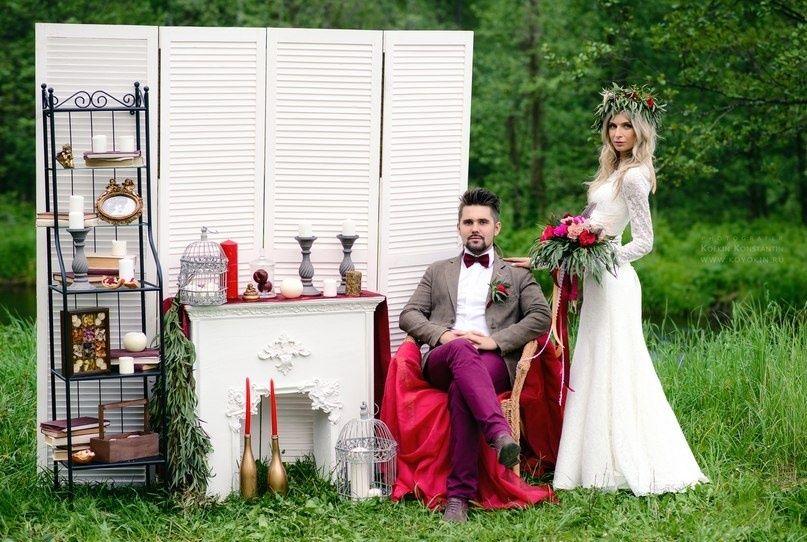 """Фото 10061180 в коллекции наши свадьбы :) - Студия флористики и декора """"Florissimo!"""""""