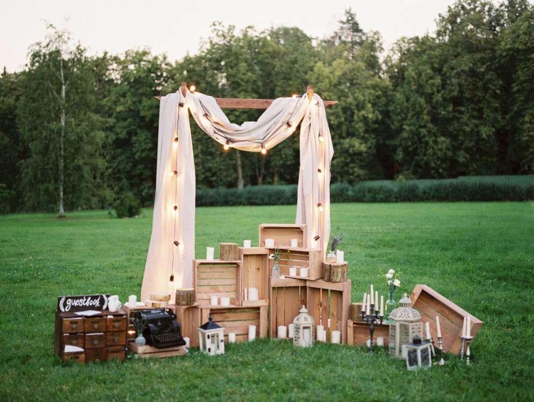 Фото 9433242 в коллекции Цвет свадьбы: Бежевый - Свадебное агентство Лантан